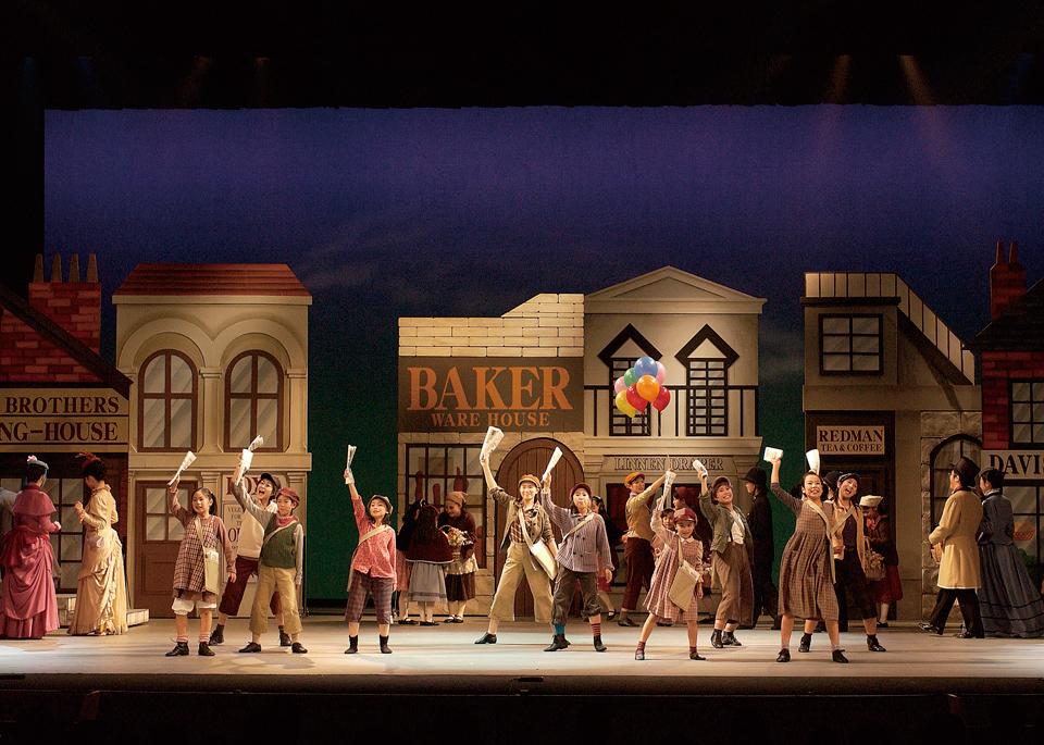 2007年ミュージカル公演「ナタリーとスーザン」